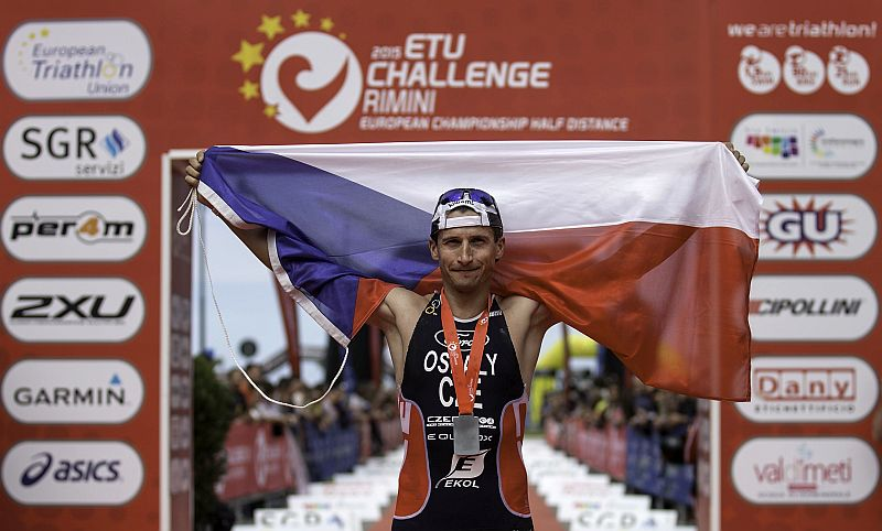 24-05-15 Challenge Rimini Campionato Europeo Triathlon Medio Elite #ITAFinisher