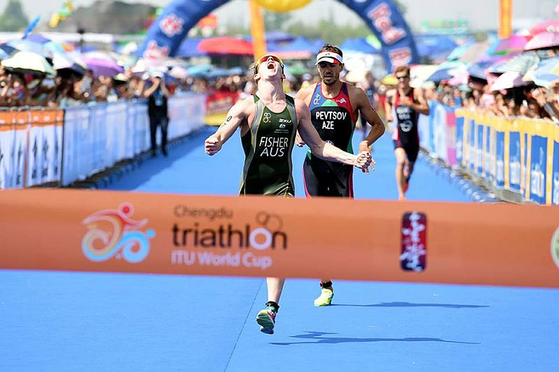 09-05-15 Chengdu Triathlon ITU World Cup