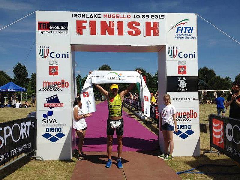 Ironlake Mugello festa per 500 triatleti