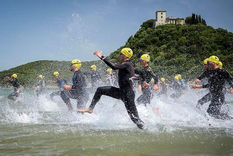 Il video del Toscana X-Tri Puntala cross triathlon