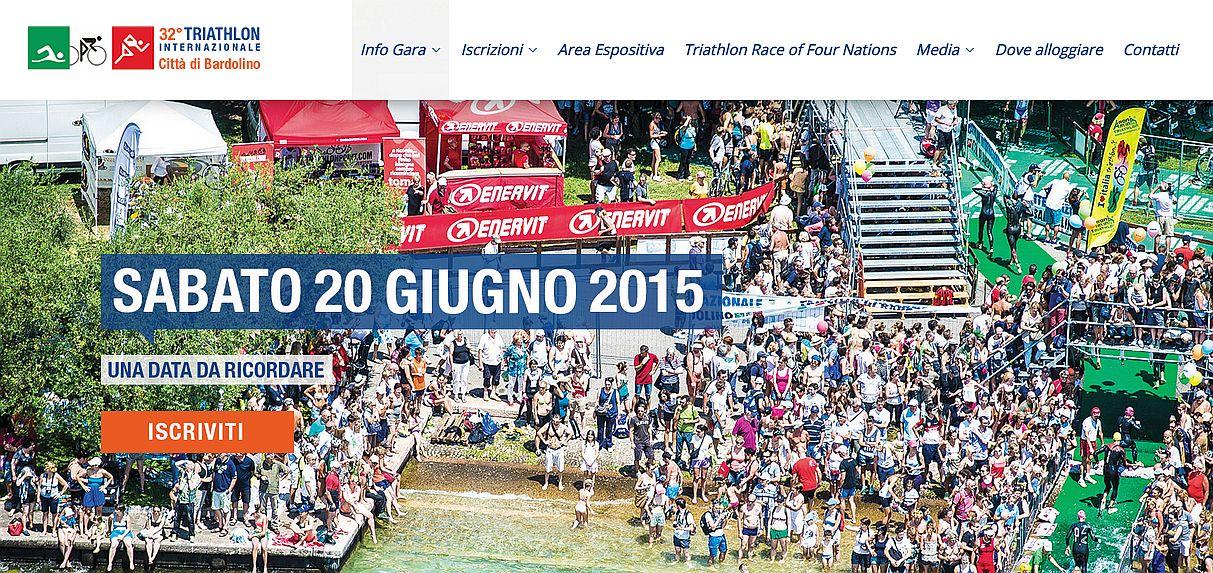 Record e sold out al Triathlon Internazionale di Bardolino, in 1500 al via!