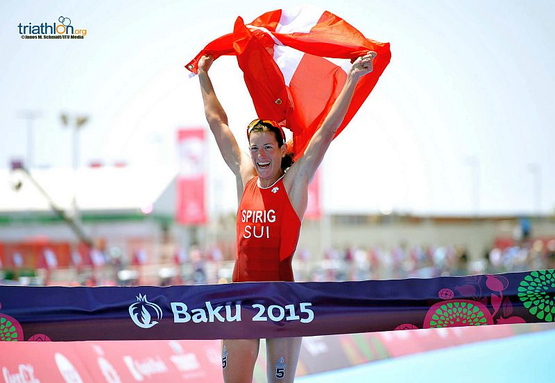 Il Triathlon torna agli European Games 2023