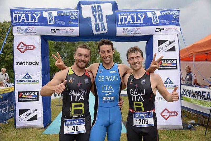 14-06-15 Campionati Italiani Cross Triathlon TNatura Italy