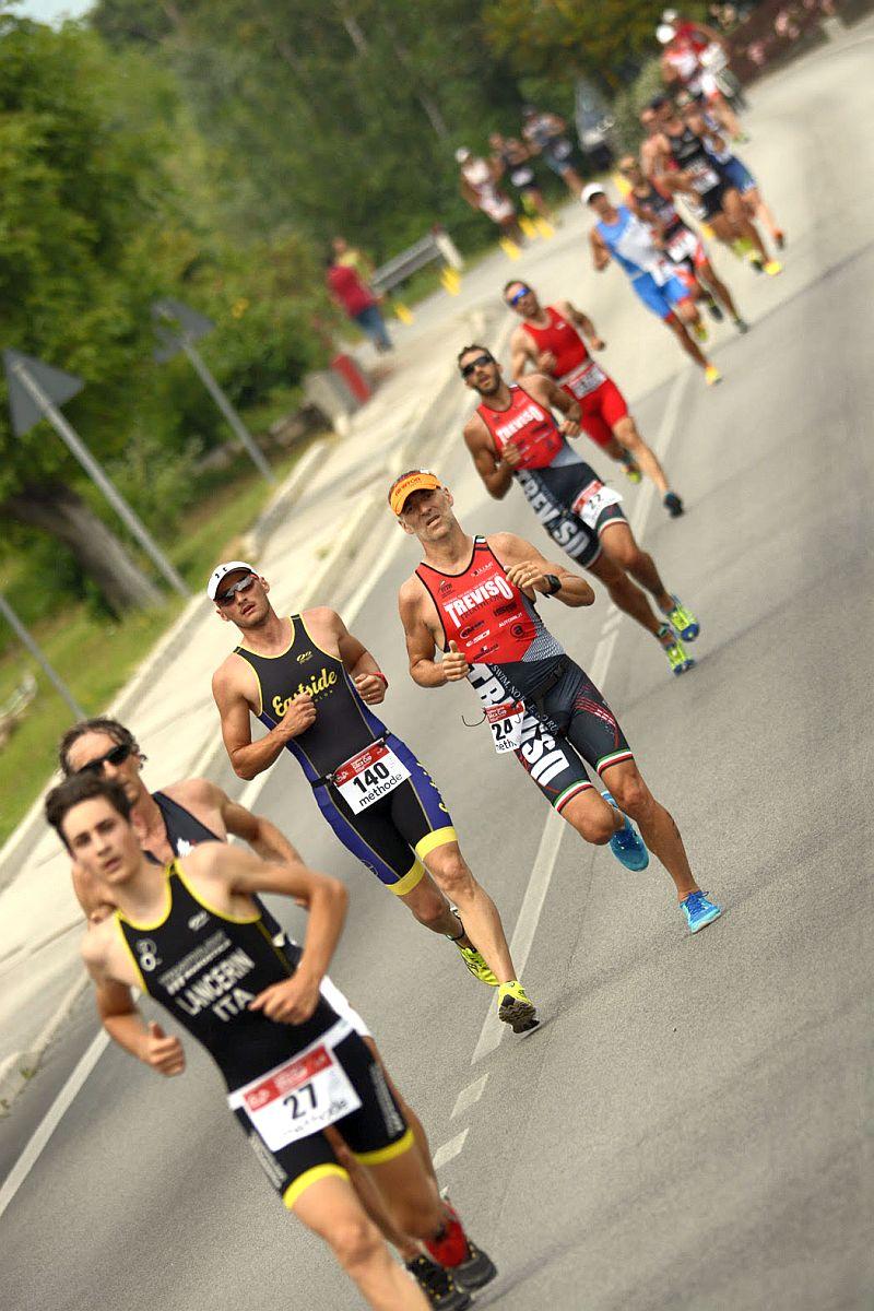 I dettagli dei Campionati Italiani Triathlon Olimpico Age Group 2015