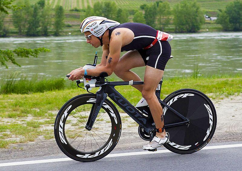 Il tedesco Andi Boecherer ha vinto il 21 giugno 2015 il triathlon 113 Challenge Heilbronn