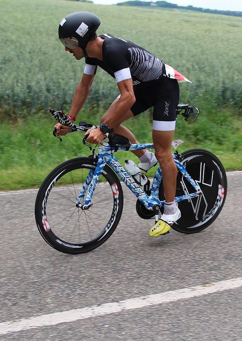 Giulio Molinari è 5° al Challenge Heilbronn