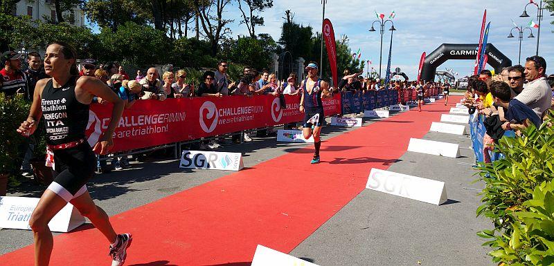Al Challenge Rimini 12 medaglie azzurre dagli Age Group
