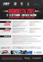 Irondelta 2015 regolamento 1