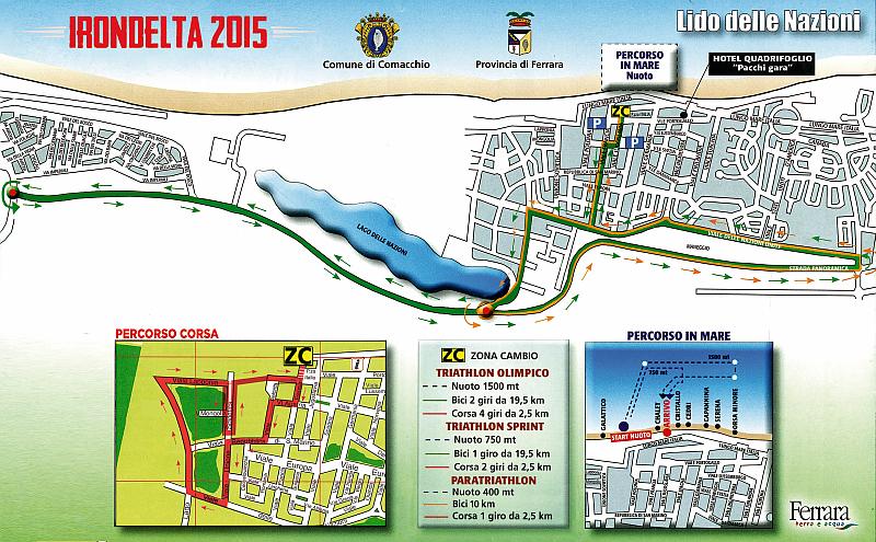 I percorsi di Irondelta 2015