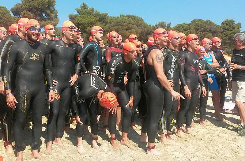 All'Iron Tour Italy continua il dominio del Firenze Triathlon