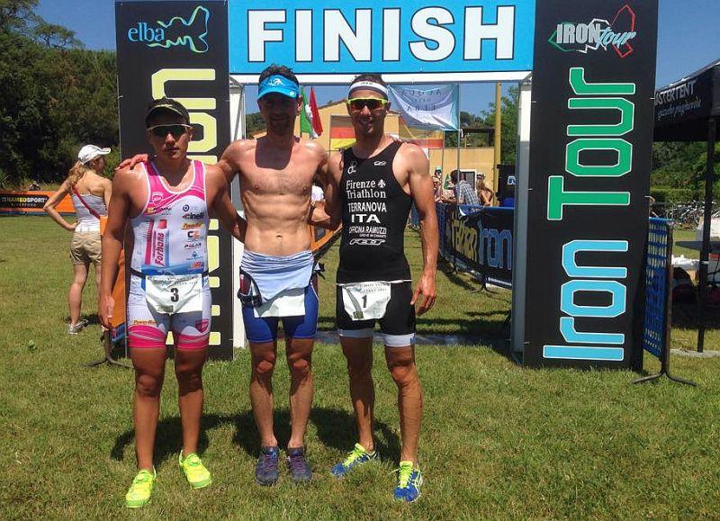 E' partito Iron Tour Italy 2015, trionfa Firenze Triathlon