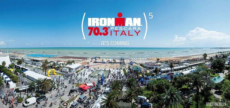 Domenica 14 giugno il 5° Ironman 70.3 Italy!