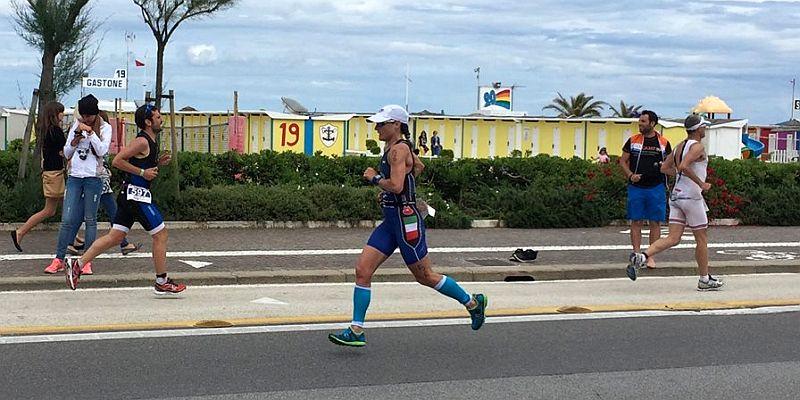 Martina Dogana pronta per l'Ironman Austria