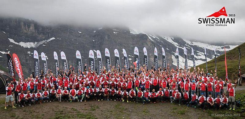 Tutti i finisher dello Swissman Xtreme Triathlon 2015