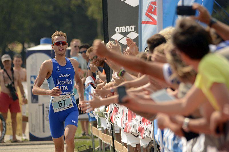 Anna Maria Mazzetti e Davide Uccellari campioni di triathlon olimpico 2015