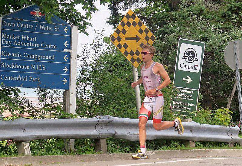 Alberto Alessandroni 2° al Challenge St. Andrews
