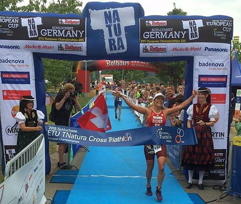Europei Cross Triathlon, 2 ori e 3 argenti azzurri
