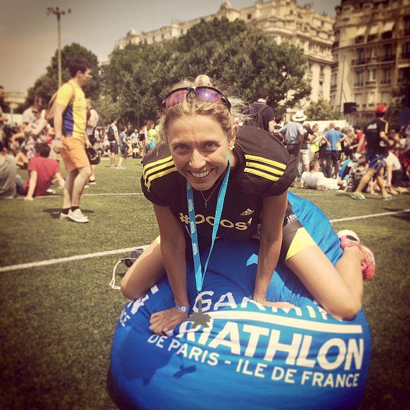 Da Parigi a Muskoka, dal triathlon sprint al double iron