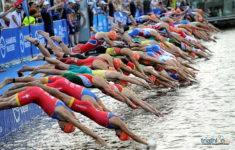 Sì alla 2 giorni di Amburgo: 5 e 6 settembre ITU World Triathlon e Mondiale Mixed Relay!