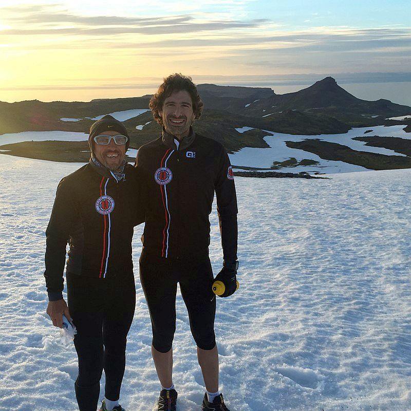 Icelandman 2015, Mauro Ciarrocchi e Marco Di Marcello