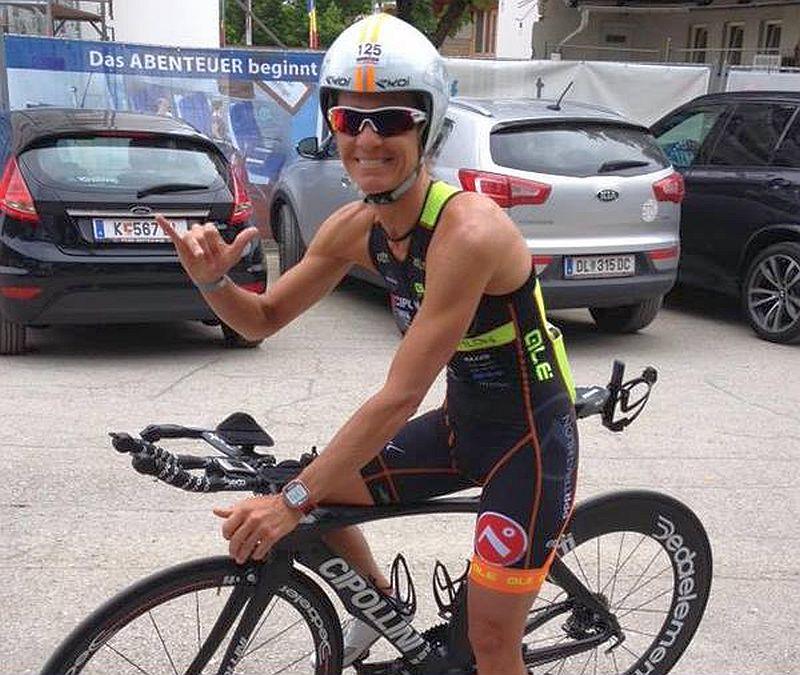 Laura Pederzoli vince la categoria all'Ironman Austria e vola all'Ironman Hawaii 2015