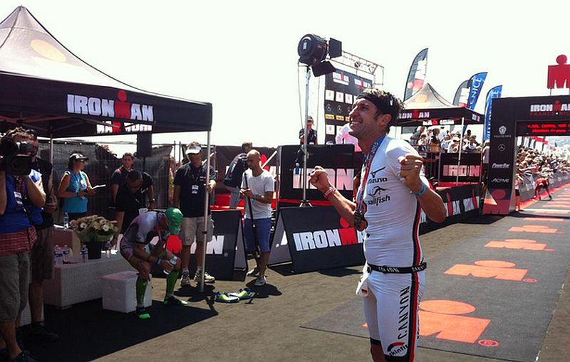 Boris Stein è il vincitore dell'Ironman France 2015
