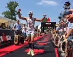 Alessandro Degasperi è terzo all'Ironman Switerland di Zurigo del 19 luglio 2015Alessandro Degasperi è terzo all'Ironman Switerland di Zurigo del 19 luglio 2015