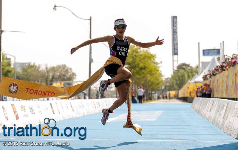 Barbara Riveros e Crisanto Grajales centrano il sogno olimpico