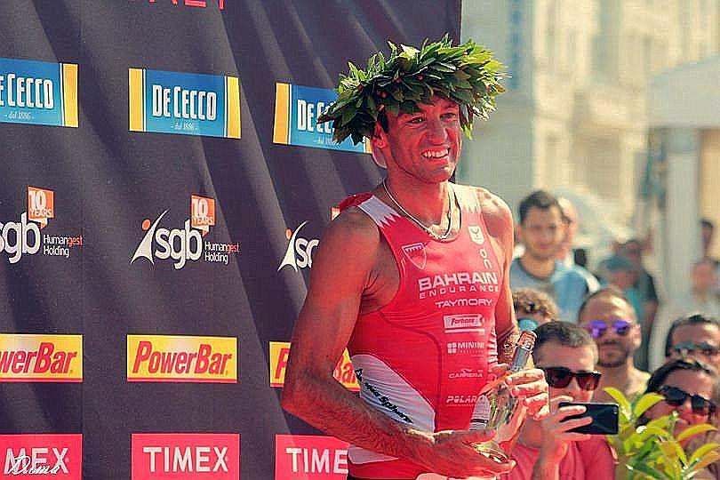 Domenico Passuello dice arrivederci ai Mondiali Ironman