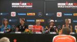 La conferenza stampa dell'Ironman 70.3 World Championship 2015 di Zell am See