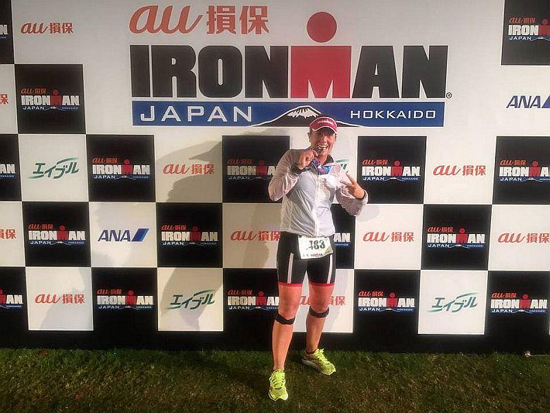 #ITAFinisher Ironman a Copenaghen, Hokkaido e Bintan