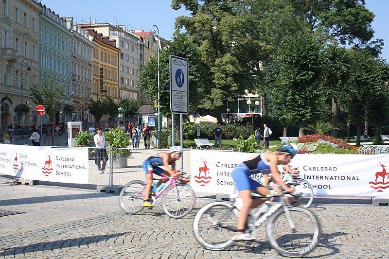 Giorgia Priarone è 5^ al Karlovy Vary Triathlon