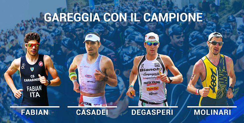 Garmin TriO Forte dei Marmi, il triathlon fa tappa in Versilia