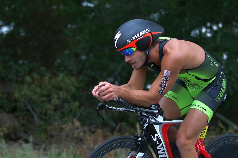 Davide Giardini 3° al Challenge Penticton!