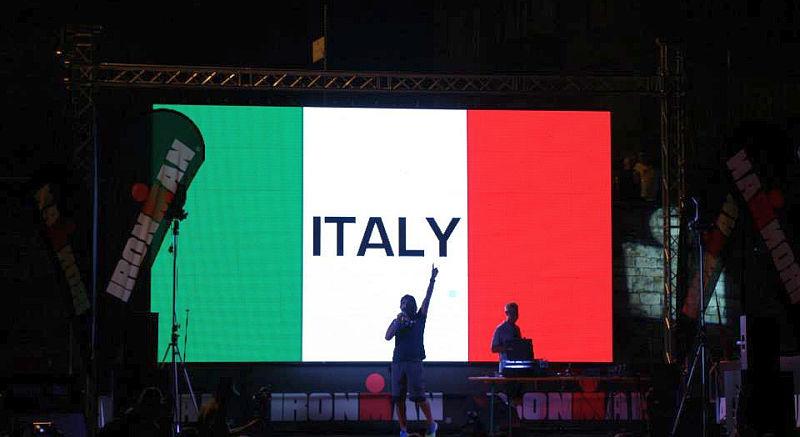 Il Daddo presenta il 1° Ironman 70.3 Pula! L'Italia è la prima nazione rappresentata!
