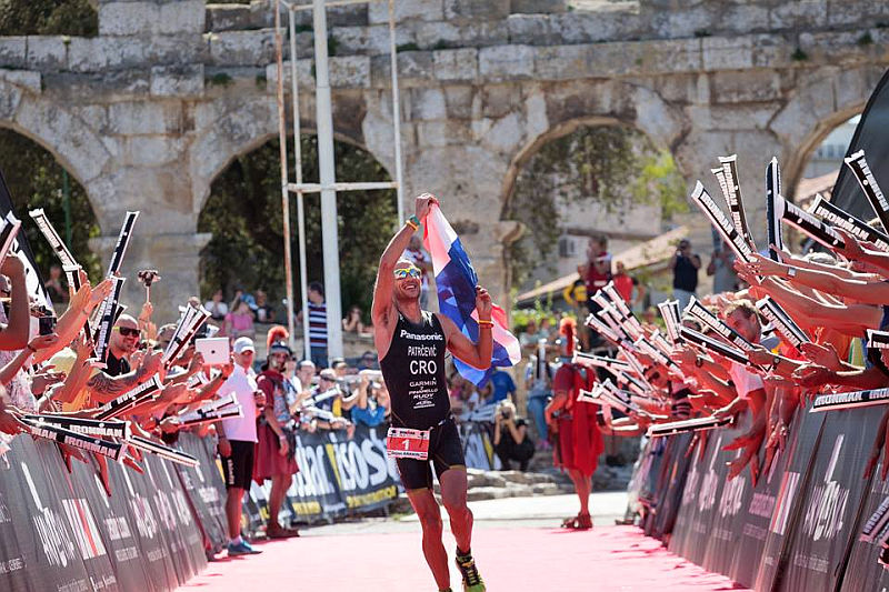 Ironman 70.3 Pula: time to say goodbye!