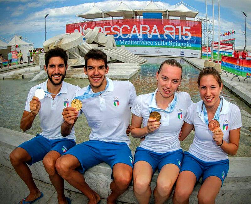 FCZ Rassegna Triathlon Italia, 5-6 settembre 2015