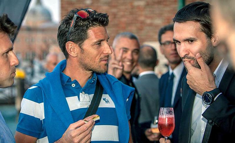 Alessandro Degasperi è uno degli Ambassador di Rudy Project