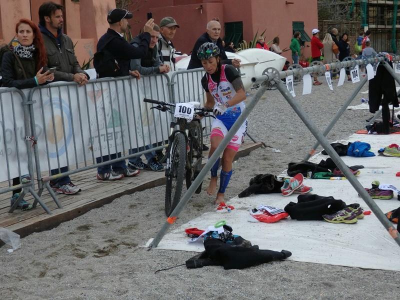 XTERRA Finale Ligure a Sara Tavecchio e Jan Kubicek