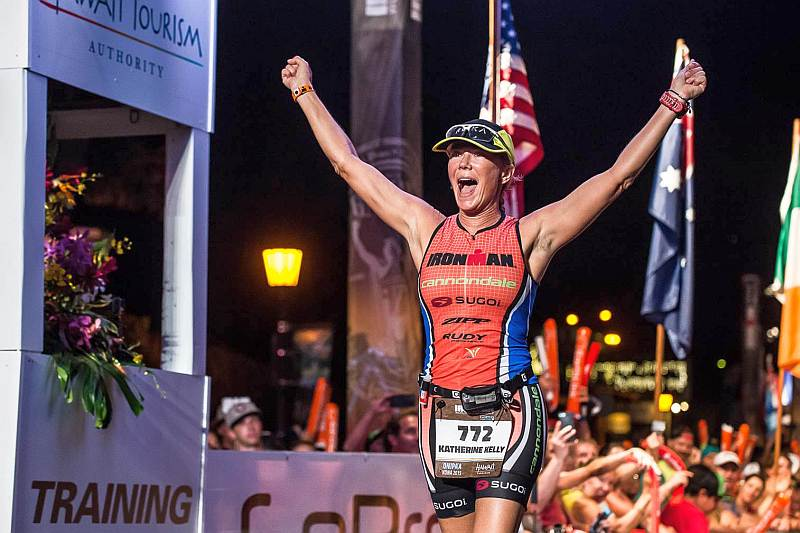 "Ironman Hawaii, anche ""Brooke"" e ""Sam"" finisher"