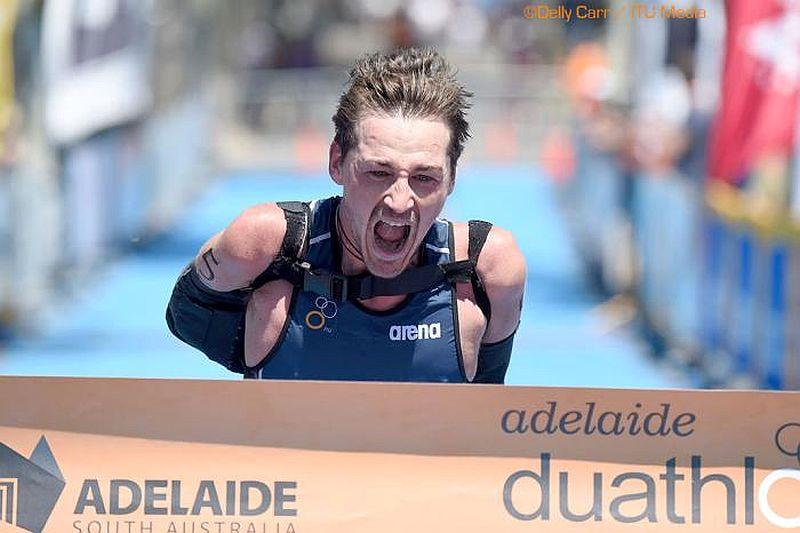 Due ori e un argento azzurri ai Mondiali di duathlon ad Adelaide