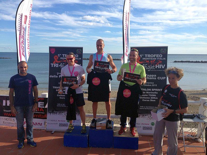 Triathlon, a Santa Marinella è festa per 300!