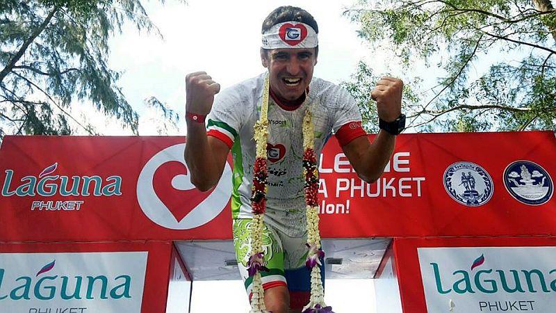 Alberto Casadei terzo al Challenge Laguna Phuket!