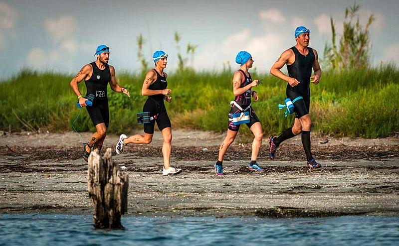 Poche ore al via dell'incredibile Aquaticrunner Swimrun!