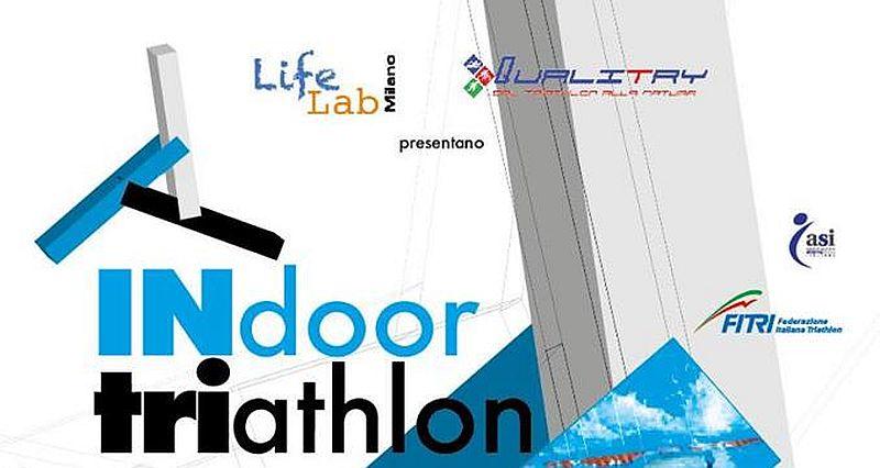 Primo evento Indoor Triathlon in Italia