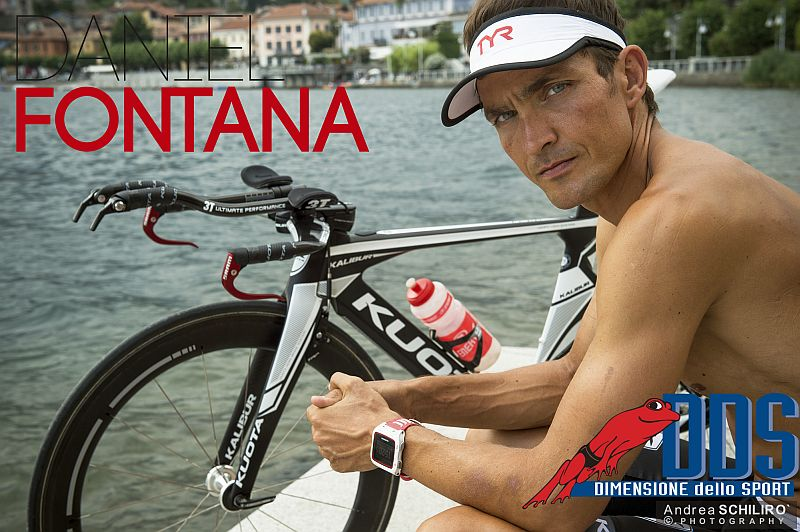 Il rientro di Daniel Fontana all'Ironman 70.3 Pucon
