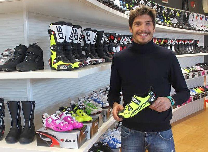 Alessandro Fabian pedala verso Rio con Sidi Sport