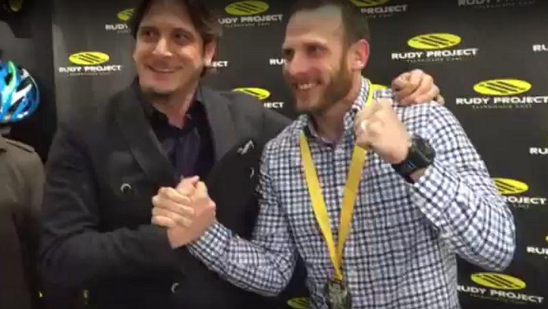 IronCowboy in Italia premiato dal Condor!