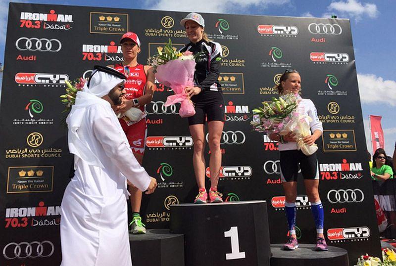 Ironman 70.3 Dubai dominato dagli iridati Daniela Ryf e Jan Frodeno