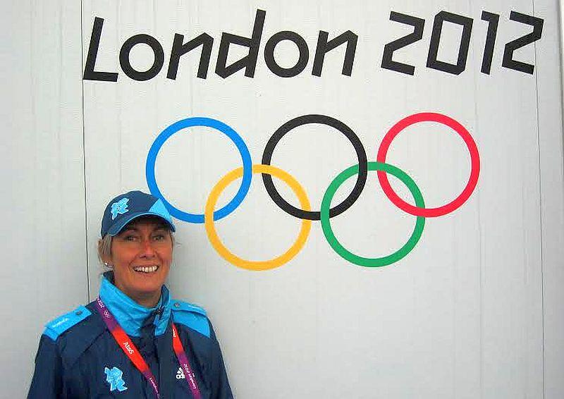 Laura Patti giudice ITU alle Olimpiadi di Rio 2016!